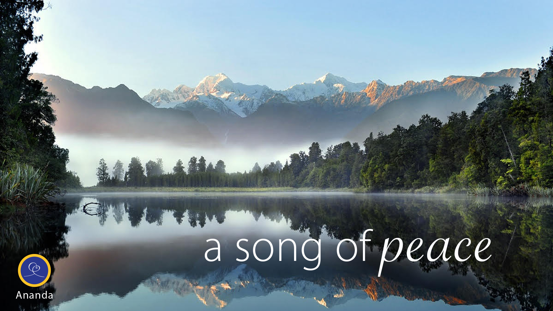 A song of peace by Swami Kriyananda