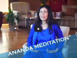 Guided Ananda Meditation