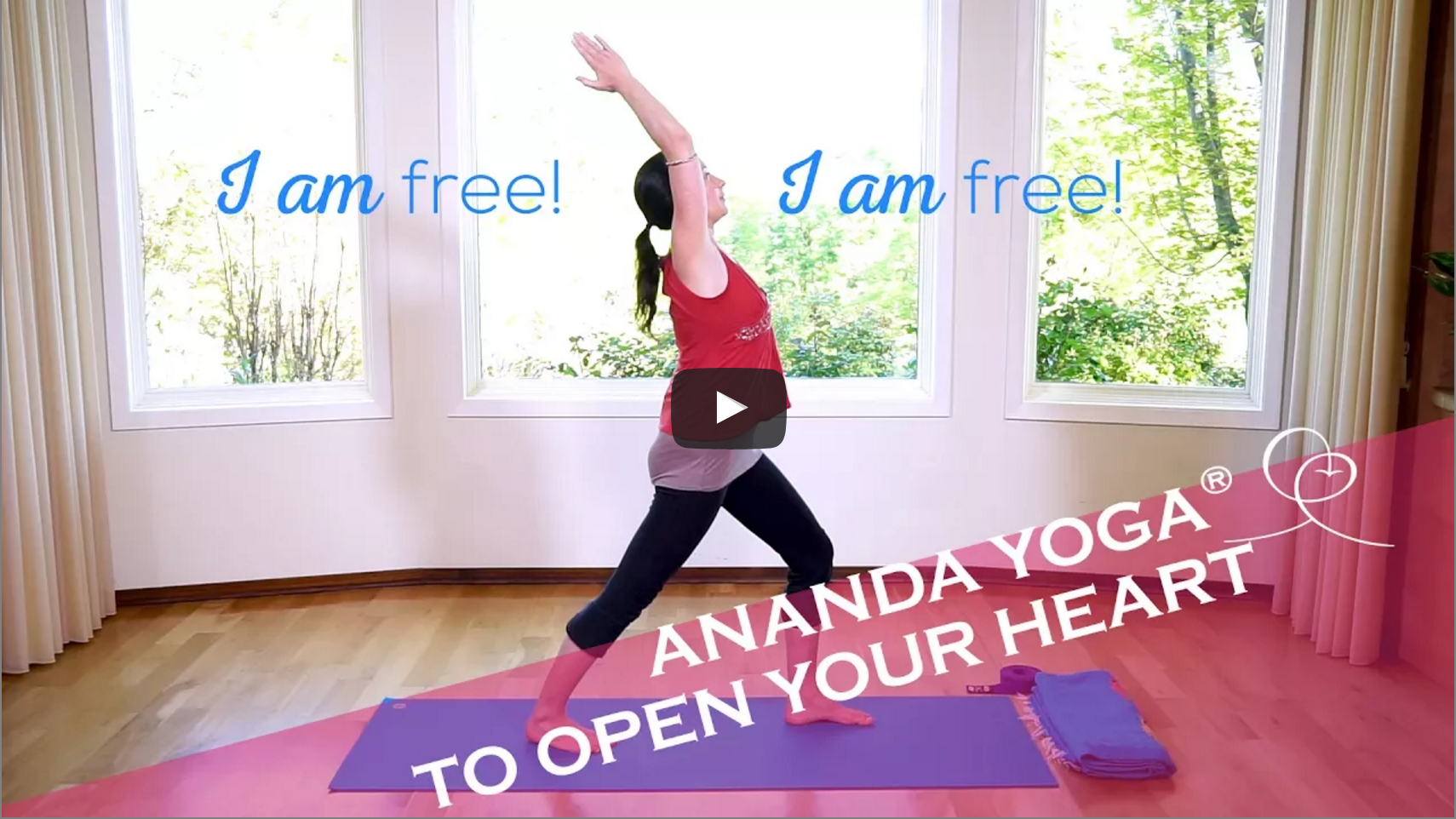 Heart Opening Guided Yoga Routine